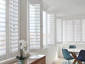 American Shutters, Shutters and Louvre Shutters
